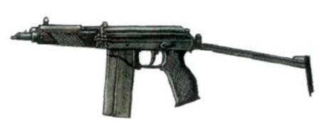 Россия. 9мм А-91