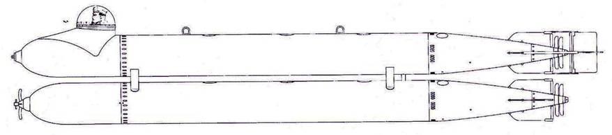 5.1.1 Первое боевое применение торпед «Neger»