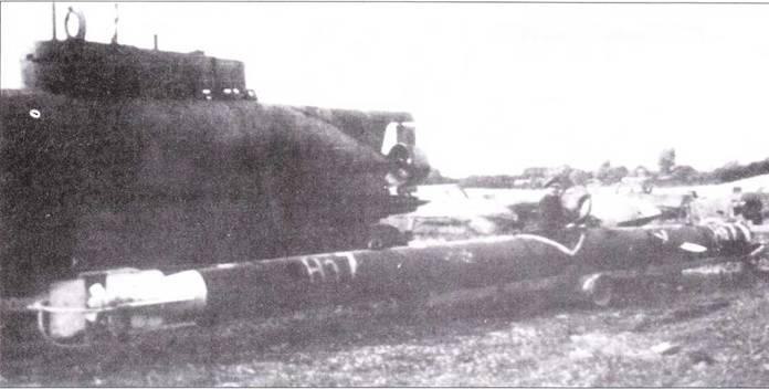 Прототип человеко-торпеды Hai.