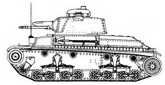 Следующий номер «Бронеколлекции»: монография «Легкий танк Pz. 35 (t)»