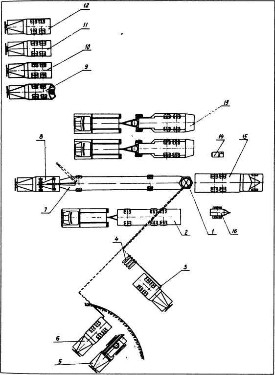 Стартовая позиция Р-5.