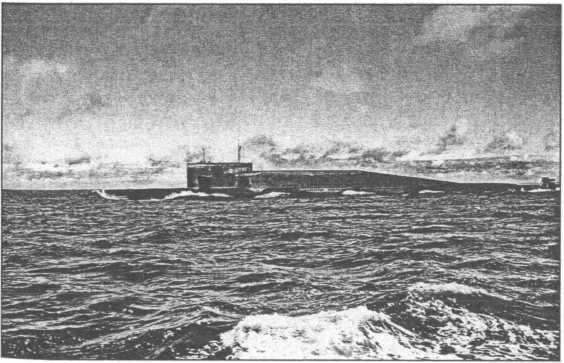 РПК СН проект 667.