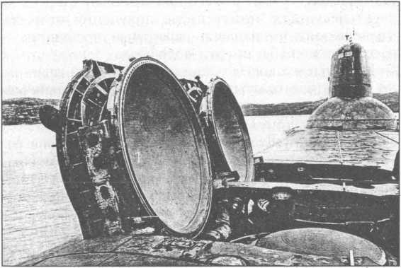 «Тайфун» (проект 941 «Акула»).