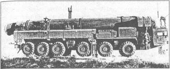 Мобильная ПУ «Пионер» на полигоне.
