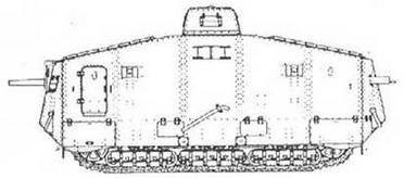 """Следующий номер """"БРОНЕКОЛЛЕКЦИИ"""": монография """"A7V и другие"""" (германские танки 1-й мировой войны)."""