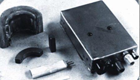 5.19    За что любят постоянные магниты. Самодельный прибор для измерения индукции поля. Другой прибор, избавляющий от мучений с расчетом обмотки