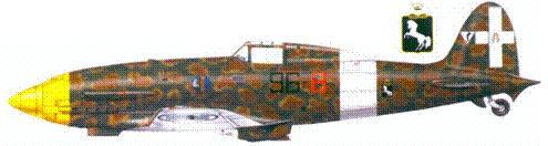 С.202 тененте Эмануиле Аннони, 14 октября 1941г.