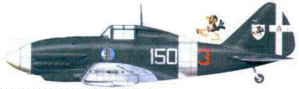 Re.2001 тененте Агостиньо Чеоентано, май 1942г.