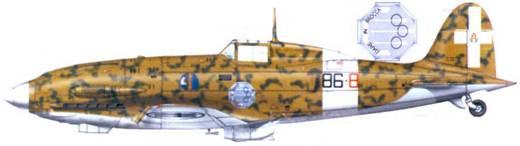 С.202 тененте Адриано Висконти, май 1942г.