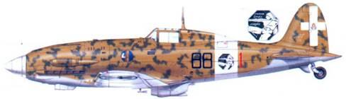 С.202 капитано Данте Очарио, ноябрь 1942г.