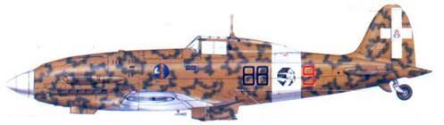 С.202 марисчиалло Джин-Лино Басчирото, декабрь 1942г.