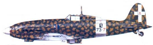 С.202 тененте Джулио Рейнера, август 1942г.