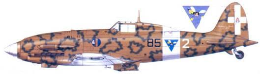 С.202 серженте мажжоре Луиджи Горрини, январь 1943г.