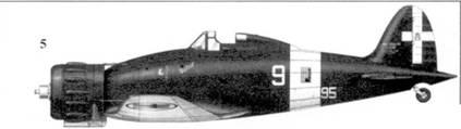 5. С.200 соттотененте Франко Бордони Бислери, 95-я эскадрилья, 18 Gruppo, 3 Stormo, Атини-Татой, октябрь 1941г.
