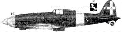 10.С.202 серии III ММ7742 тененте Эмануиле Аннони, 96-я эскадрилья 9 Gruppo, 4 Stormo, Комизо, 14 октября 1941г.