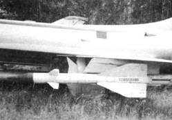 Су-11 с ракетой Р-98М