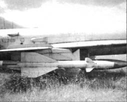 Су-15 с ракетами Р-98М