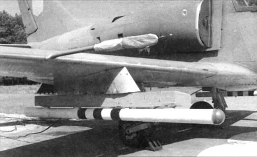 Учебная Р-ЗУ на АПУ-13М1 самолета Л-39