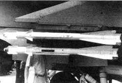 Р-60М под крылом МиГ-31