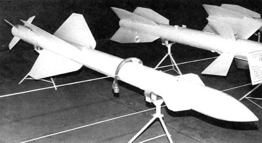 Р-24Р на первом публичном показе в Кубинке