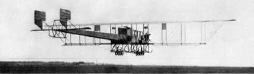 Первый полёт «Гранда» 27 апреля 1913г.
