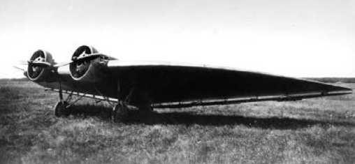 БИЧ-14 в НИИ ВВС.