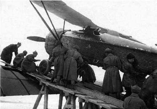 Составные самолёты Вахмистрова