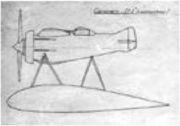 Один из ранних вариантов самолёта «И-3».