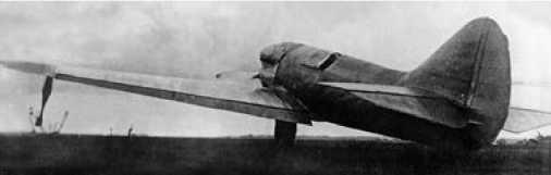Первый вариант самолета «Сталь-6» перед испытаниями, 1933г.