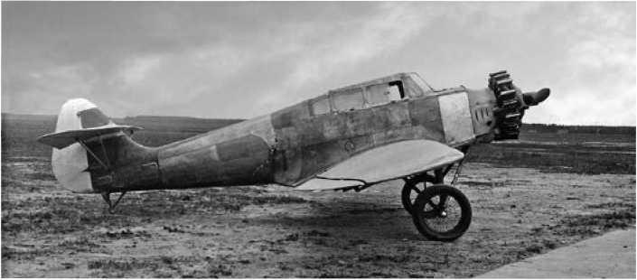 Э-1 на повторных испытаниях, 1938г.