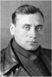 Лётчик-испытатель В.П. Фёдоров.