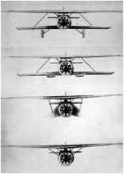 Проект преобразуемого самолета Медведева.
