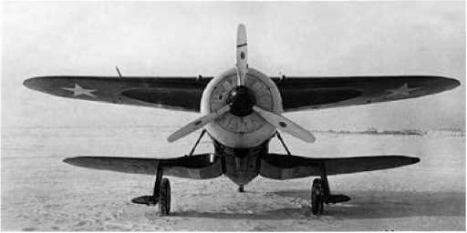 ИС-1 после замены двигателя. Январь 1941г.