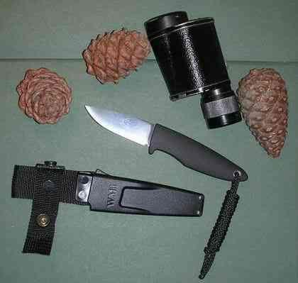 Большой обзор небольших ножиков