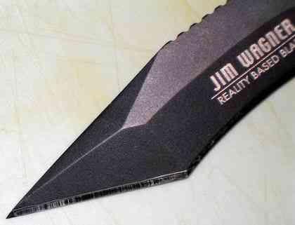 EDC для Назгула или Обзор ножа Jim Wagner Reality-Based Blade из серии BOKER PLUS Reality Based Blade