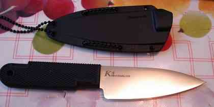 Cold Steel K4 Neck Knife