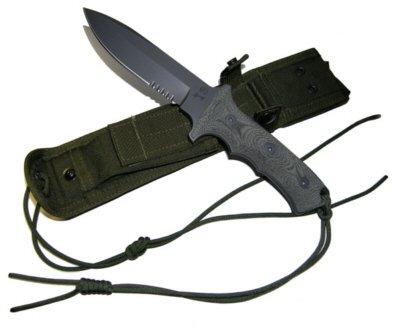 Chris Reeve Knives Green Beret 5.5