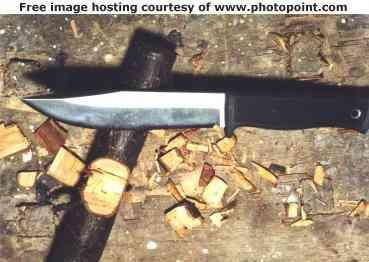 Fallkniven — A1
