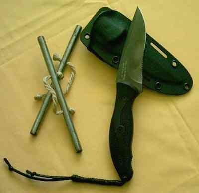 Клинок ножа: