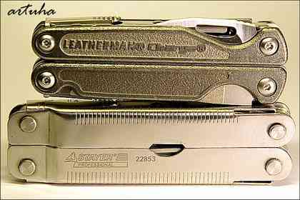 Leatherman Charge TTi