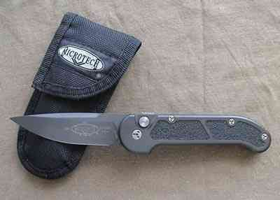 Microtech UMS (Uniformed Military Services)