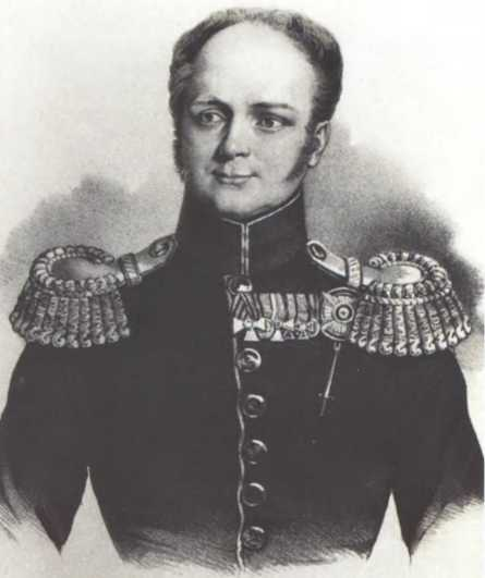 Император Александр I. Худ. Дж. Доу.
