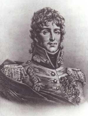 И. Мюрат. Литография А. Адама с портрета Ф. Жерара.