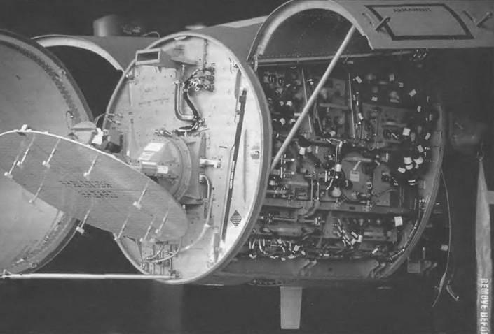 Носовая радиолокационная система
