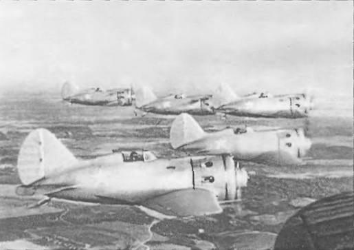 Поликарпов И-16