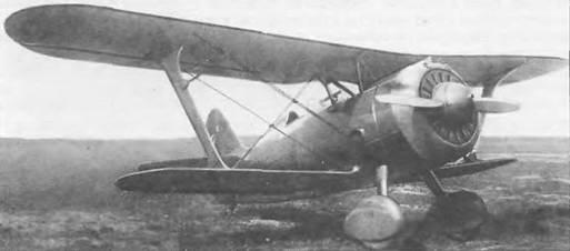Поликарпов И-15 (И-152)