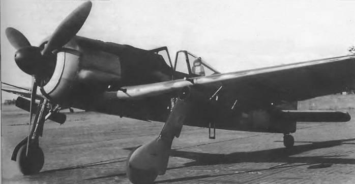 Фокке-Вульф FW 1 90A-4/R6