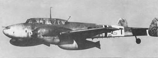 Мессершмитт Bf 1 1 OD-3