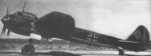 Юнкерс Ju 88A-0
