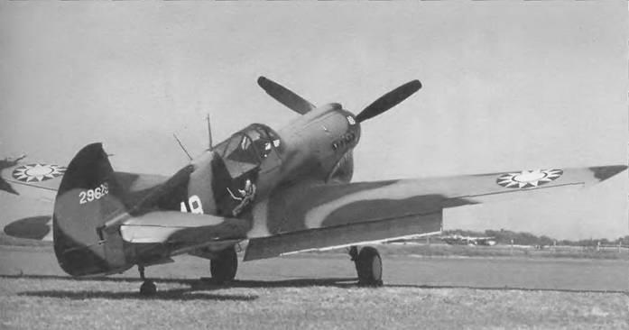 Кертисс Р-40